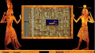 Giza (Macintosh game 1996)