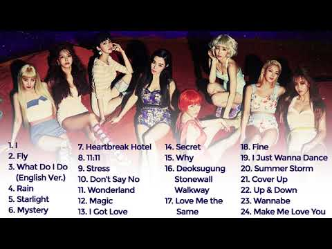 PLAYLIST: SNSD Solo Songs Essentials