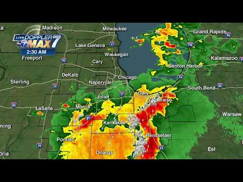 Live Radar Weather Map CHICAGO WEATHER LIVE RADAR:   YouTube