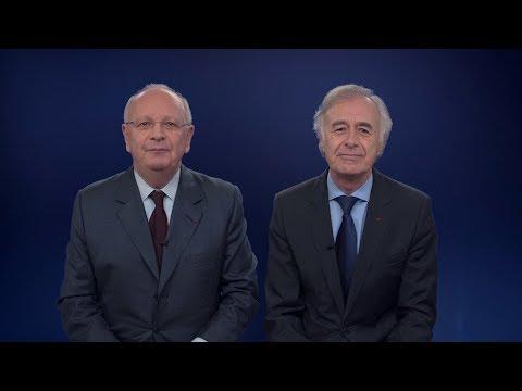Ross McInnes et Philippe Petitcolin présentent leurs vux pour 2020
