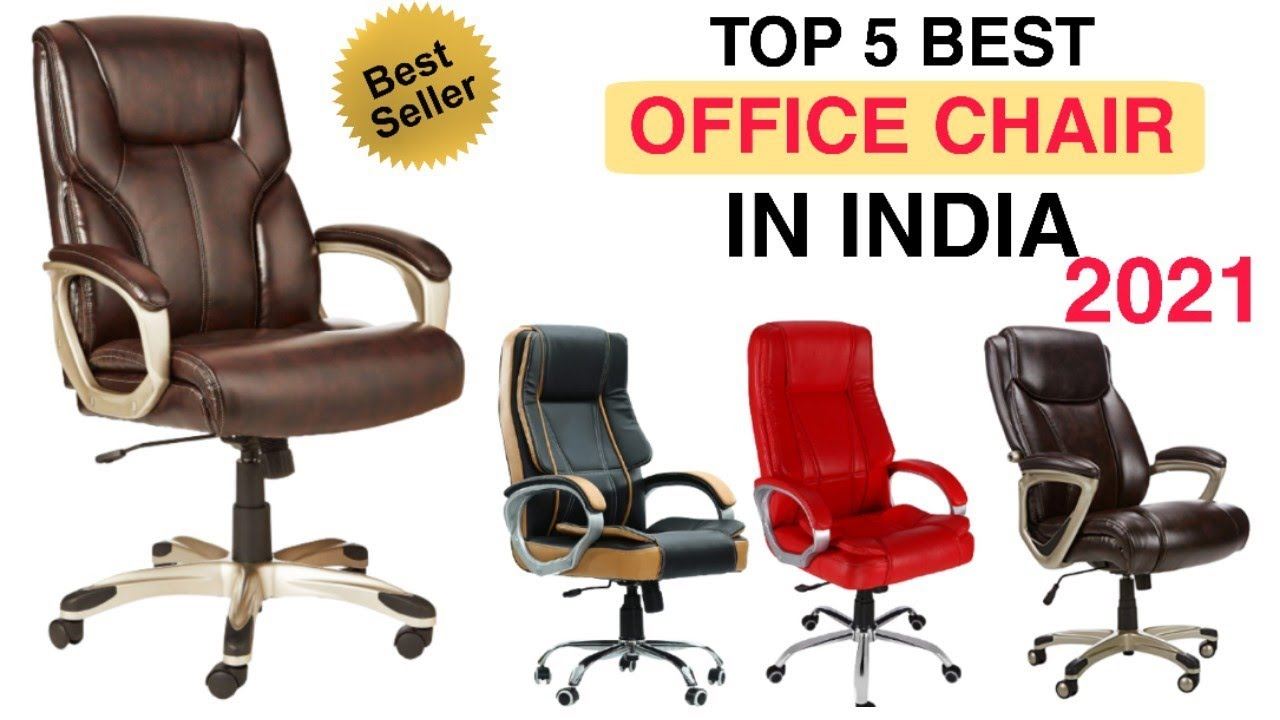 Top 10 Best Office Chair in India with price 10  Cheap Ergonomic Office  Chair