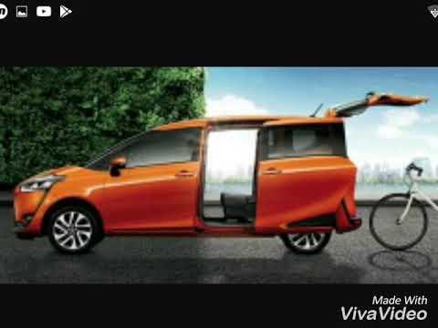 Toyota Sienta Vs Honda Mobilio Youtube
