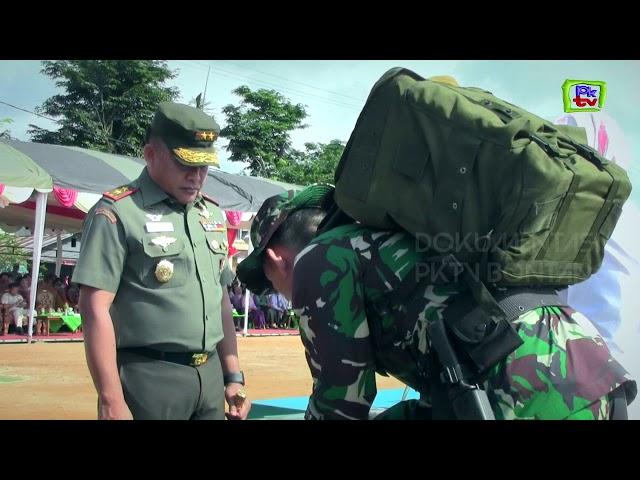PANGDAM VI MULAWARMAN TUTUP TMMD BONTANG KE-102