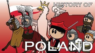 Видео The Animated History of Poland от Suibhne, Польша