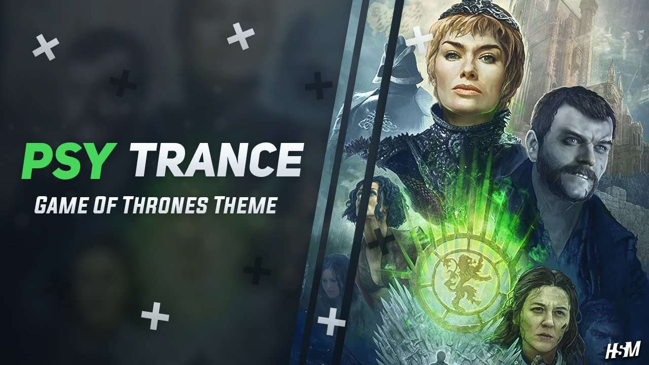 Psy Trance ☣ Game Of Thrones Theme (Remix)   DailyPsytrance
