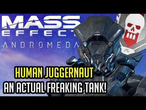 The Speed Tank Human Juggernaut [PLATINUM] Build - Andromeda Multiplayer (A-Z Playthrough)
