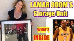 Storage Wars We Bought Lamar Odoms Storage Unit Lets L@@K Lakers Kardashian