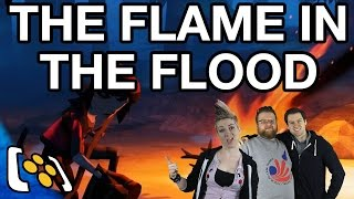 The Flame In The Flood Xbox One Gameplay (livestream)