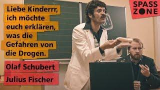 Olaf Schubert als Pablo Escobar