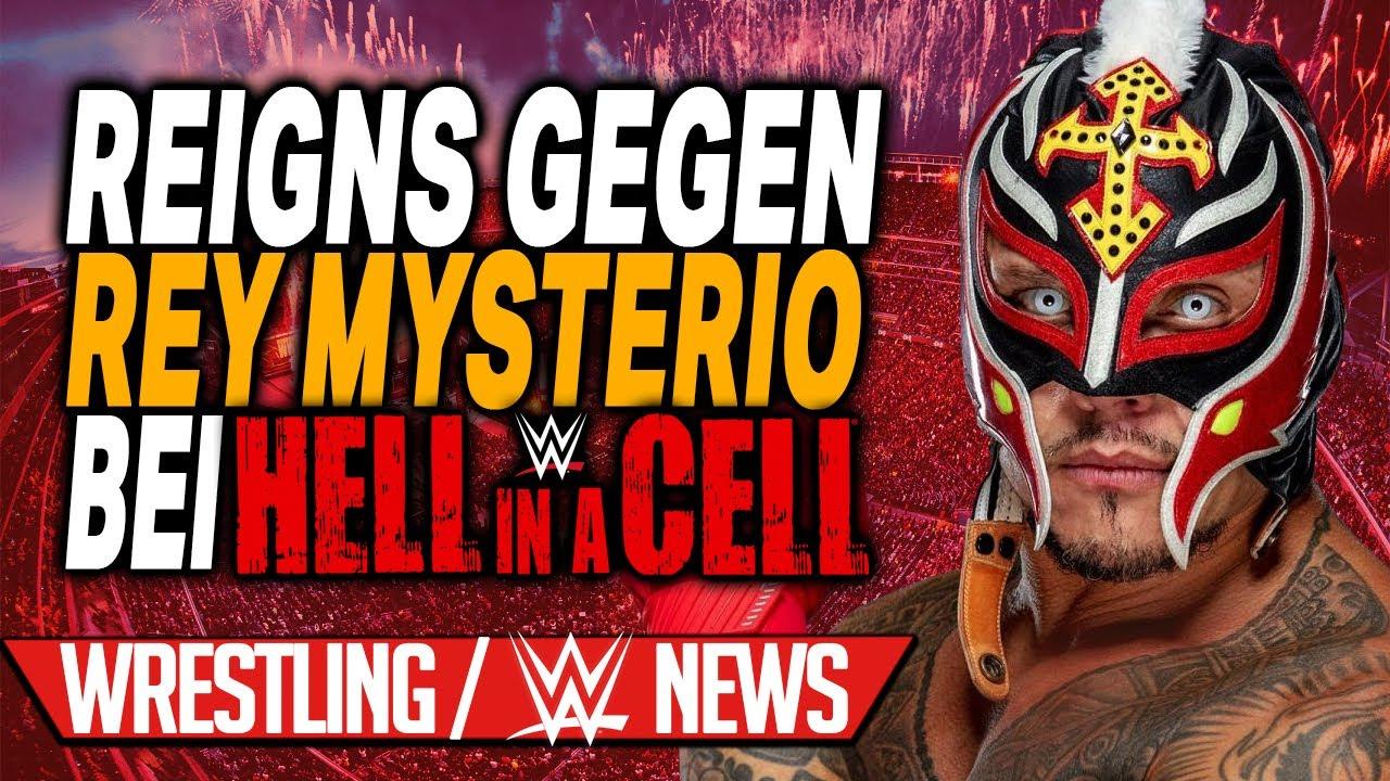 Rey Mysterio gegen Reigns im HiaC Main Event!, Wird die WWE verkauft?! | Wrestling/WWE NEWS 74/2021