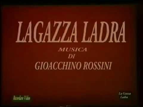 La Gazza Ladra - L.Serra, M.Pertusi, G.Scalchi, R.Swenson, R.De Candia (Palermo - 1996)