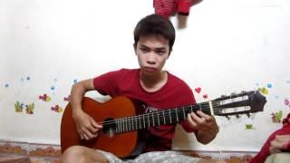 Tìm Lại Bầu Trời - Hải Nam (guitar cover)