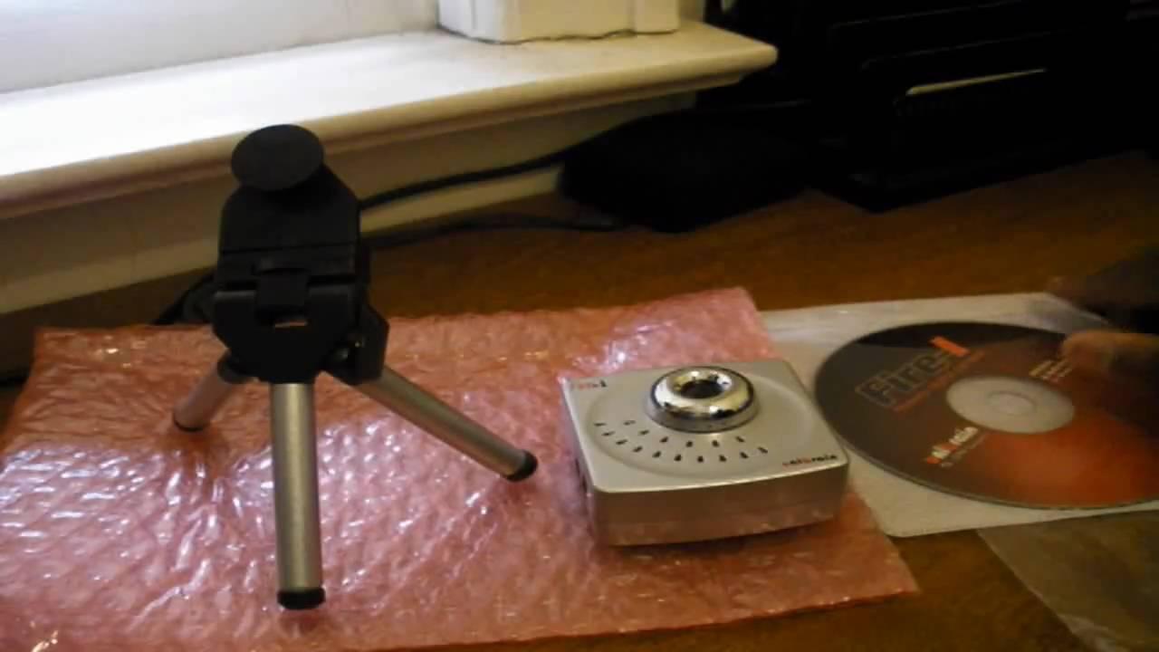 Unboxed: Fire-i Digital Camera by UniBrain [HD]