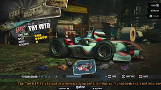 Burnout Paradise Remastered All Cars Unlocked shown off! Legendary and Toy Cars 4K PS4 Pro Gameplay
