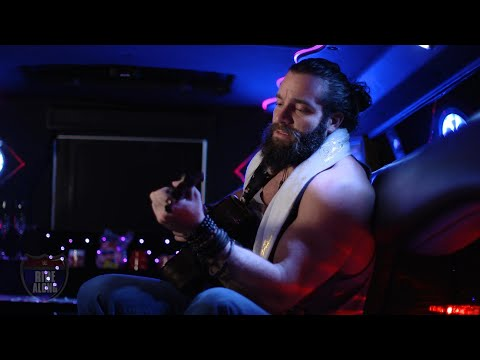 Elias presents his first concert on wheels on WWE Ride Along (WWE Network Exclusive)