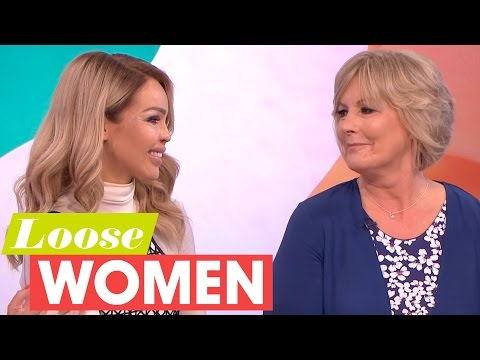 Katie Piper's Mum Reveals Her Heartbreak Over Her Daughter's Acid Attack | Loose Women
