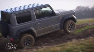 Eine echte LEGENDE! | Suzuki Jimny 2018 | der Test