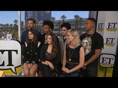 Comic-Con 2019: Legacies Cast