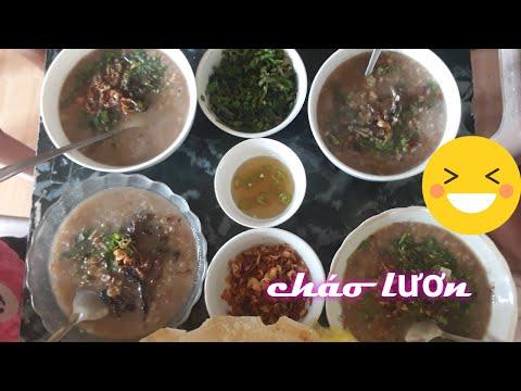 nấu cháo lươn không bị tanh tại kienthuccuatoi.com