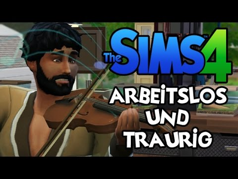 Let's Play Sims 4 Deutsch #23 - Pech mit den Jobs