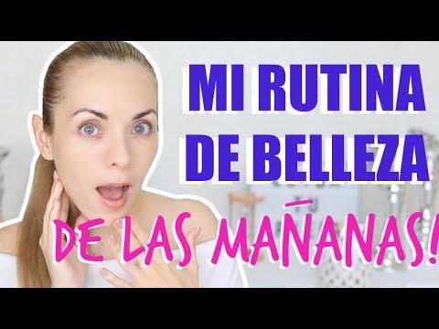 MI PIEL SIN MAQUILLAJE! MI RUTINA DE BELLEZA DE LAS MAÑANAS!