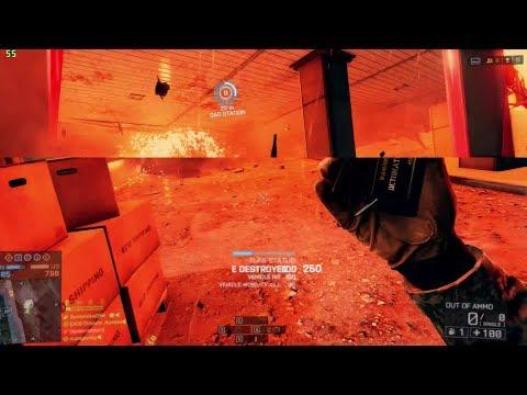 Battlefield 4 PC Gameplay Screen Tearing