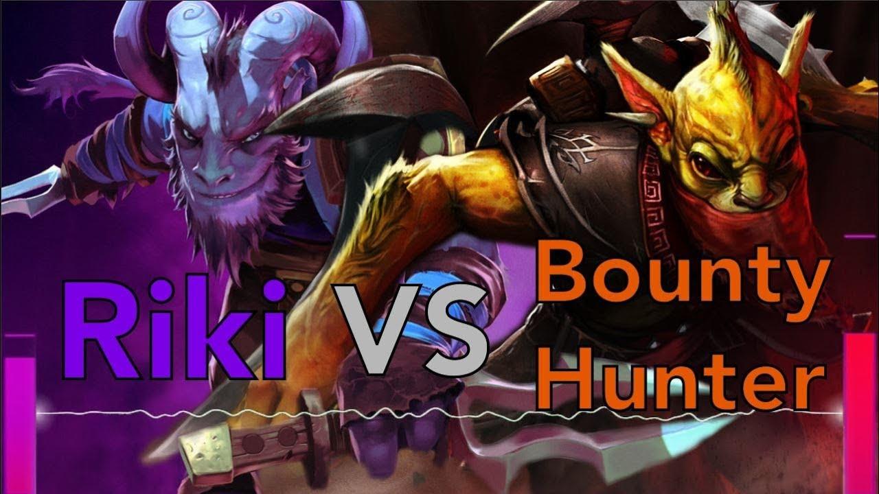 Bounty Hunter, DotA 2: hero features 73