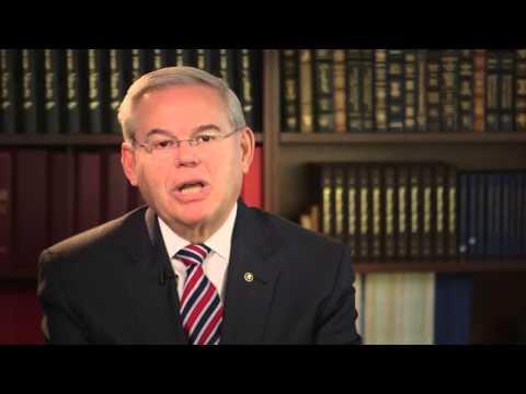Un mensaje del senador Bob Menéndez