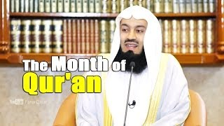 The Month of Qur'an - Mufti Menk