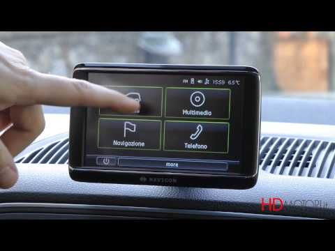 Skoda Citigo infotainment da HDmotori.it