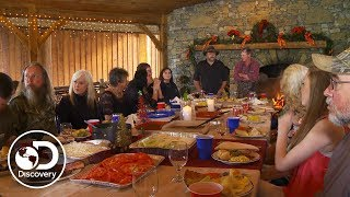 Holiday Feasts with a Side of Moonshine  | Christmas With the Moonshiners