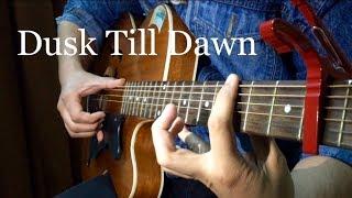 Video Zayn - Dusk Till Dawn ft. Sia - Fingerstyle Guitar Cover download MP3, 3GP, MP4, WEBM, AVI, FLV Maret 2018
