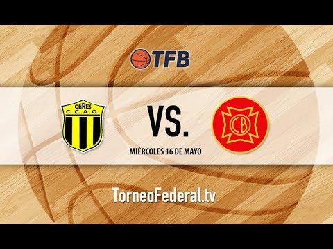 Central Argentino Olímpico de Ceres vs Belgrano de San Nicolás | #TFB