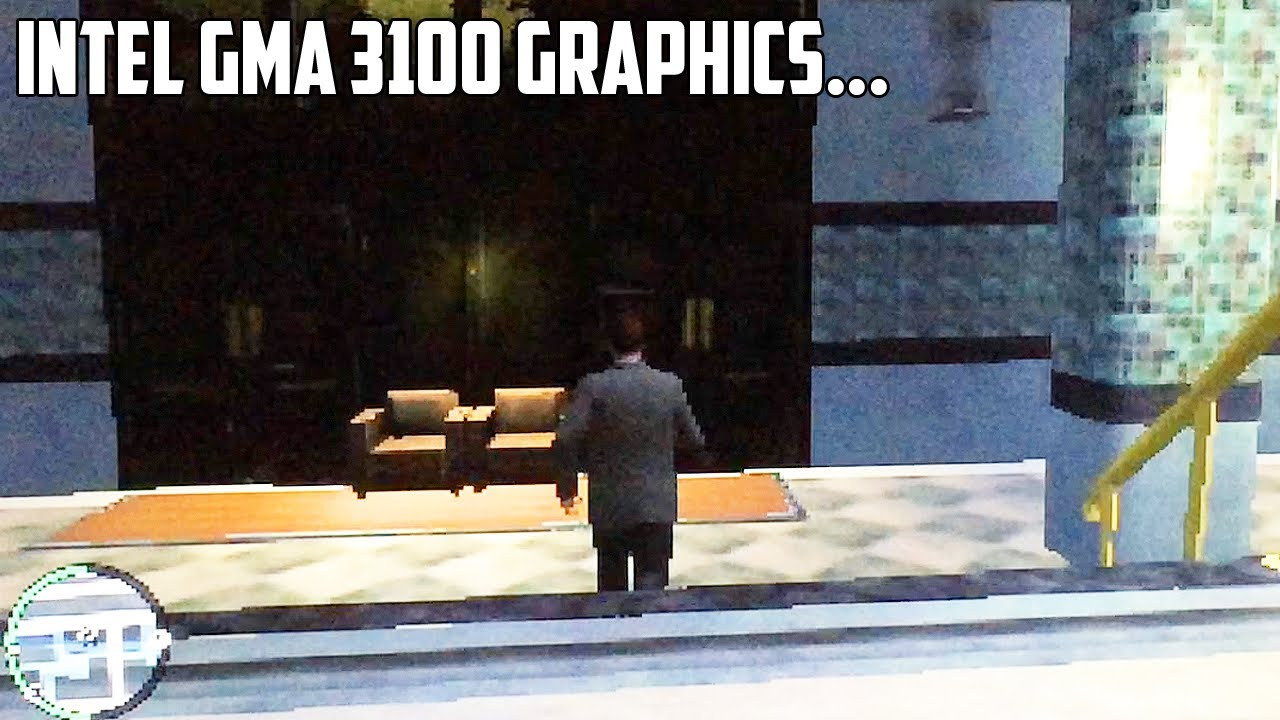 INTEGRATED GRAPHICS USING INTEL GMA 3100 DRIVERS FOR MAC