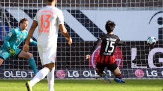 Eintracht Frankfurt - Bayern München 2:1 (ICH RASTE AUS !!!!)