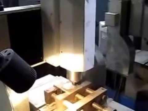 metal mold making machine