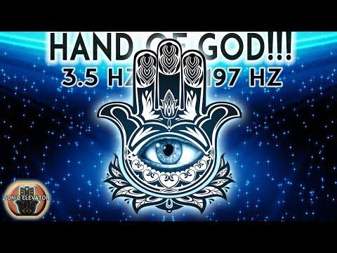 IN 10 MIN...RECEIVE POWERFUL DIVINE COSMIC ENERGY◐ 3.5 HZ ◑Deep Meditative Trance |197 HZ MEDITATION