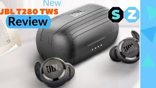 JBL T280 TWS Bluetooth Wireless Headphones