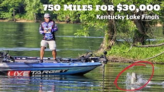I Drive 750 Miles In a Bass Boat for $30,000!!