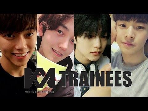 KPOP-TOP WM Entertainment Trainees Future of B1A4 New Boy Group