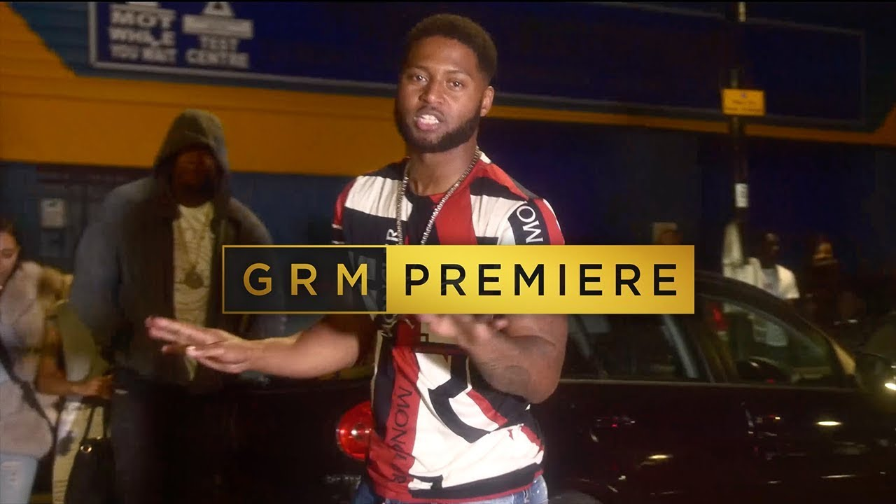 J Styles - Saucy Alie [Music Video]   GRM Daily