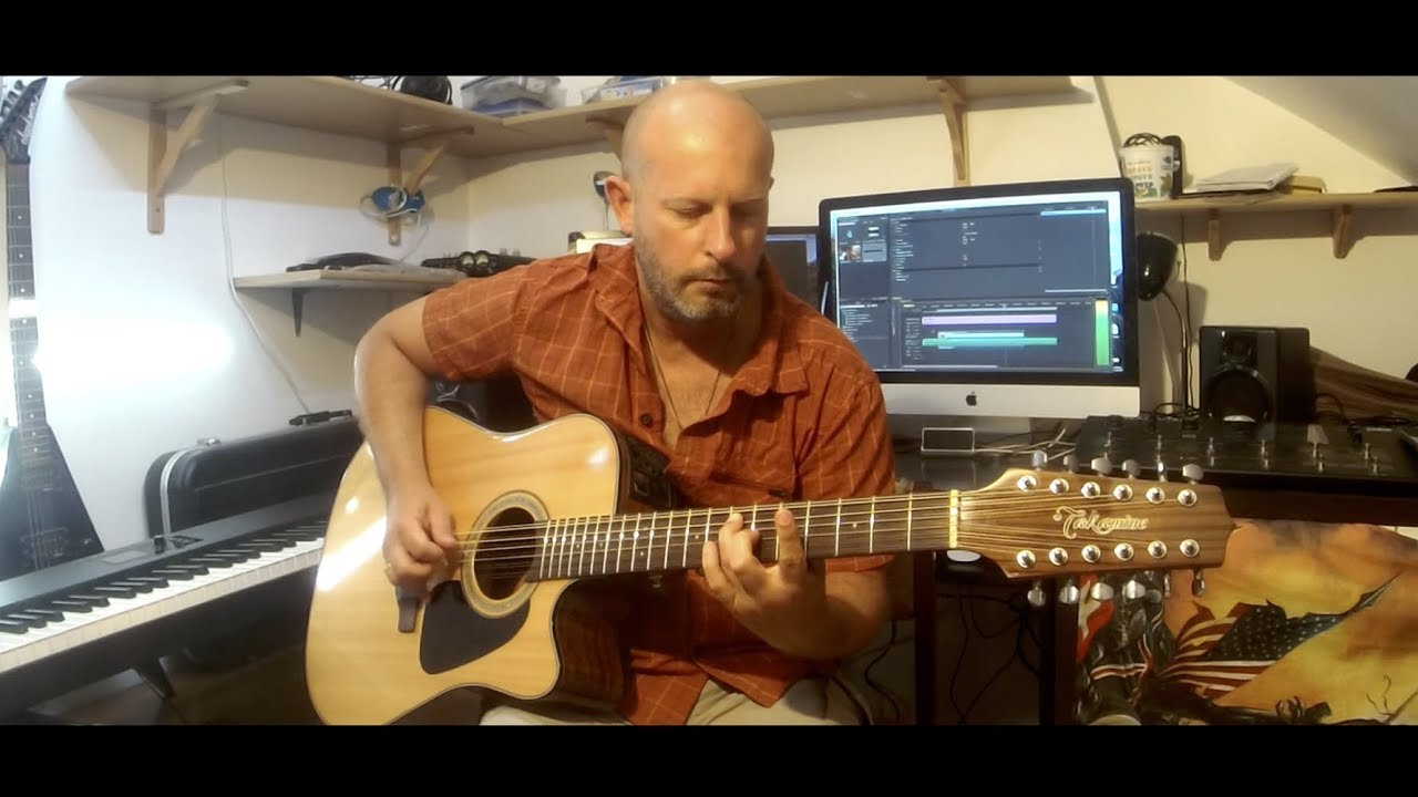 Download The Last of the Mohicans (Acoustic 12 Strings cover)