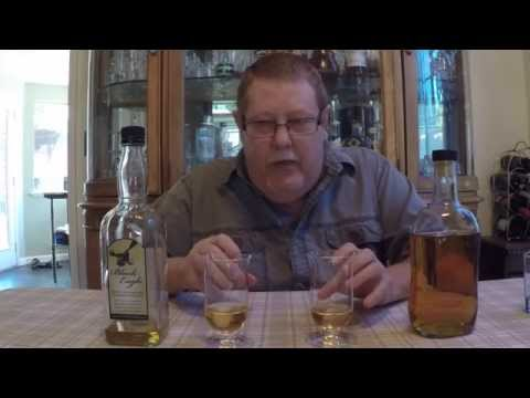 Give your Whiskey a Smokey taste - Cold Smoking Bourbon Whiskey
