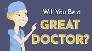 Скачать 6 Signs You Ll Be A Great Doctor