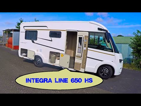 Integra Line 650 HS in einem  360° Video - by Jens&Manu