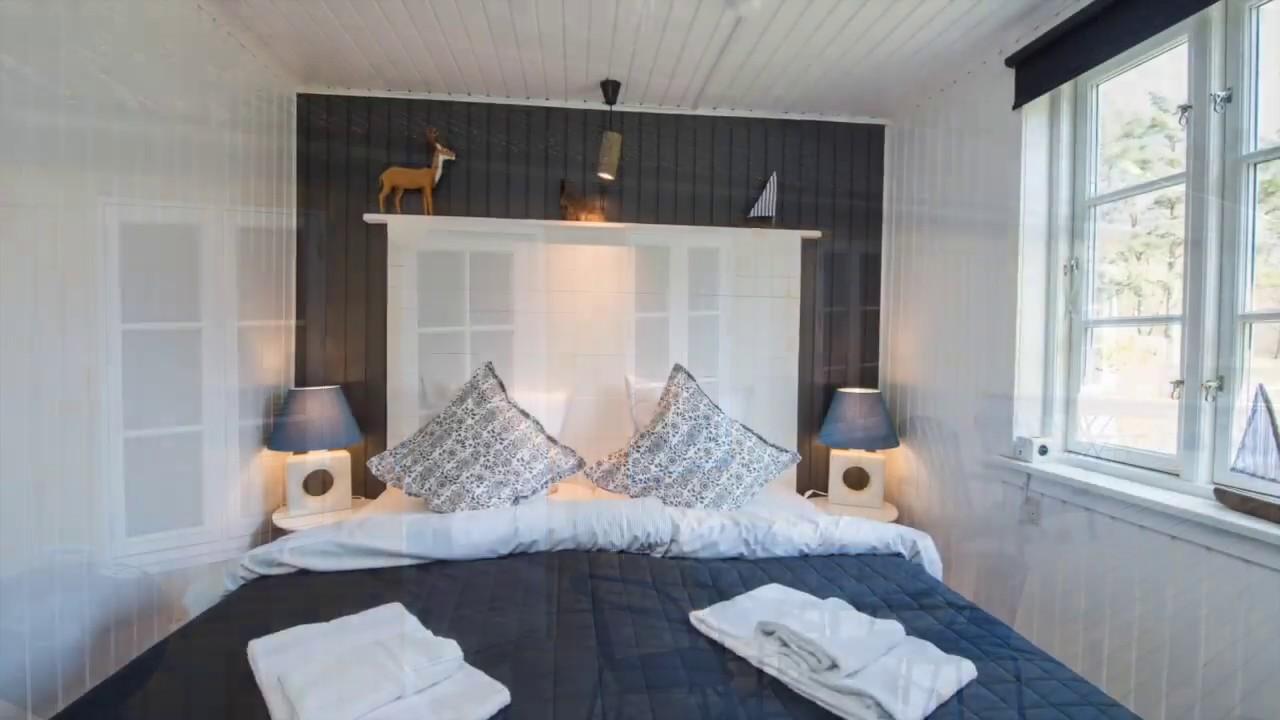Hotel Skovly på Bornholm - 4 km fra Rønne. Midt i skoven - Tæt på stranden..!