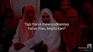 Kata bijak Cak Nun - Letak Cinta
