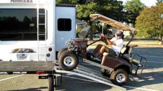 loading-golf-cart-on-5th-wheel