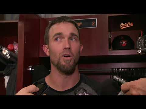 J.J. Hardy on emotional game at Camden Yards