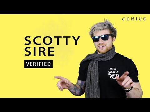 Scotty Sire Mister Glassman  Lyrics & Meaning  Verified